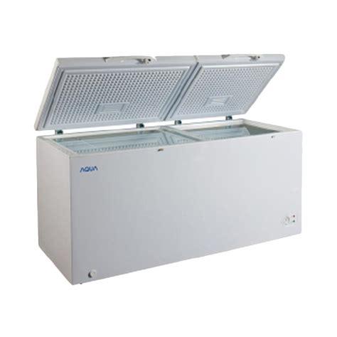 Freezer Aqua jual aqua aqf 500 w freezer harga kualitas