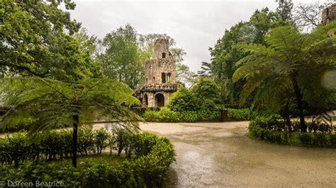 garten der quinta da regaleira der coolste ort in portugal quinta da regaleira in