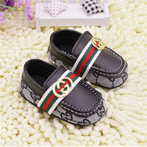 Gucci Crib Shoes by Gucci Baby Shoes