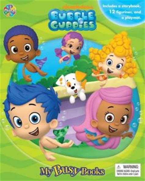 Busy Book N Friends guppies my busy books series by phidal publishing
