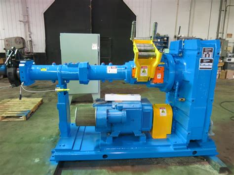 rubber st machine for sale rebuilt nrm 3 1 2 90mm rubber extruder for sale