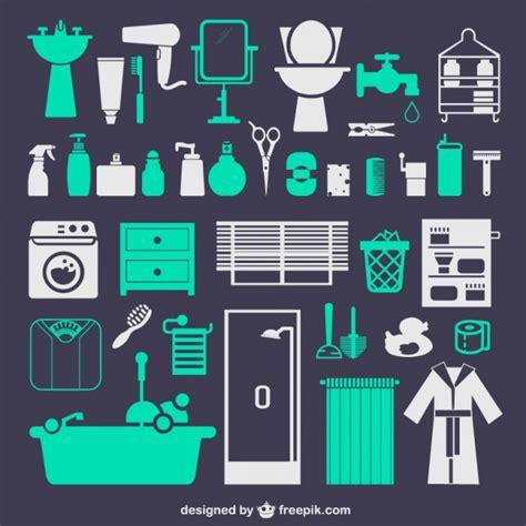 Free Floor Plan App colecci 243 n de iconos de cuarto de ba 241 o descargar vectores