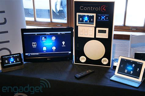 control4 delivers home automation starter kit for