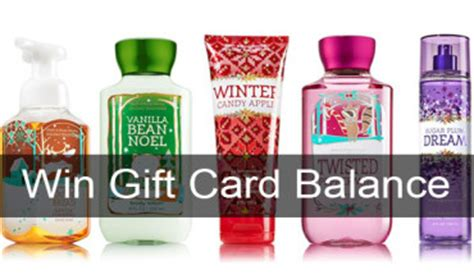 Bath And Body Works Gift Card Balance - get free payless shoes gift card balance of 25 now