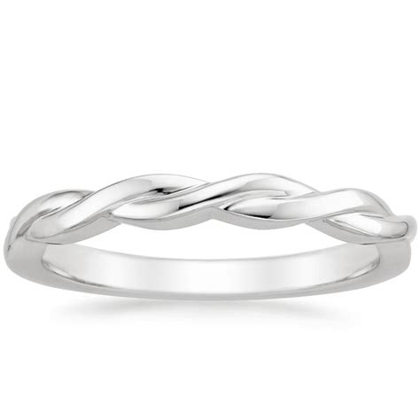 Eheringe Einfach by Nature Ring Twisted Vine Brilliant Earth