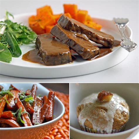 rosh hashanah recipes popsugar food