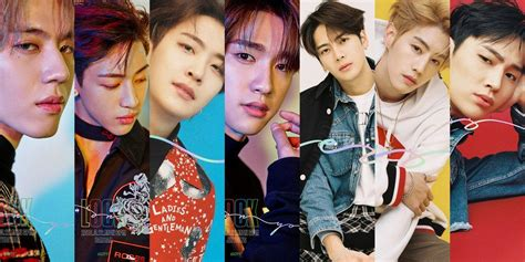 got7 allkpop got7 top domestic and international charts with eyes on