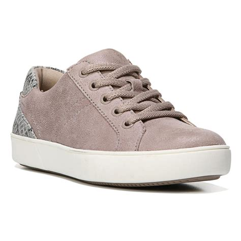 naturalizer morrison sneakers  gray save  lyst