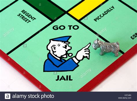 Go To a on the quot go to quot space on a monopoly