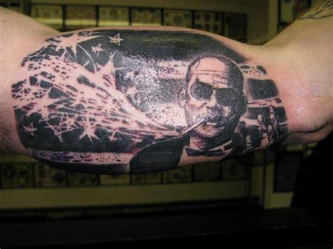 kadillac tattoo tattoos by jason flanell