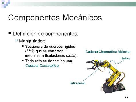 cadenas cinematicas robotica automatizaci 243 n industrial monografias