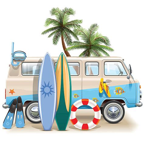 surf car clipart royalty free surf car clip vector images
