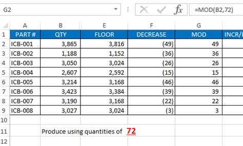 Ceiling Function Calculator by 100 Ceiling Floor Function Excel Rounding Numbers