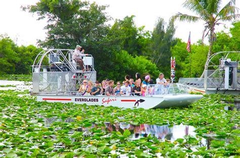 everglades boat tours fort lauderdale everglades day safari tour in fort lauderdale fl