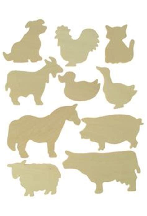 templates for wood cutouts farm animal stencils free search scan n cut