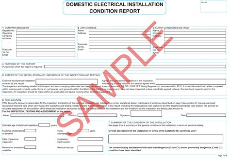 domestic installation certificates everycert