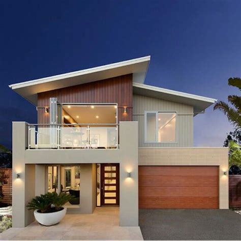 2018 modern design house roof top 130 fachadas de casas bonitas e inspiradoras