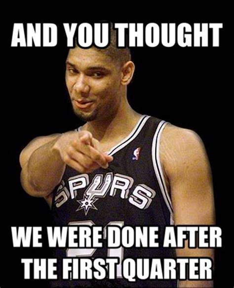 San Antonio Spurs Memes - pics for gt spurs win meme