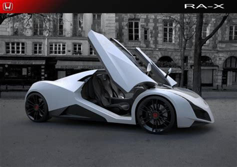 honda two seater future transportation honda ra x 2 seater sportscar