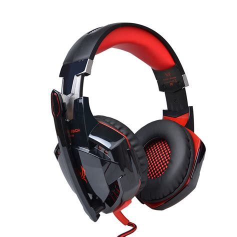 Headset Each G2000 kotion each g2000 gaming headset led usb 3 5mm surround stereo headphone mic ebay