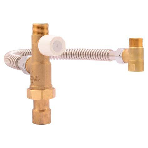 Bath Shower Fittings heatguard water heater tank booster 24409 the home depot