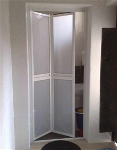 bi fold door for bathroom folding bathroom doors door aluminium ideas