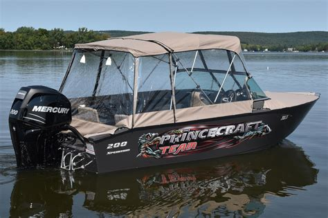 princecraft fishing boat accessories 2016 new princecraft xpedition 200 ws aluminum fishing
