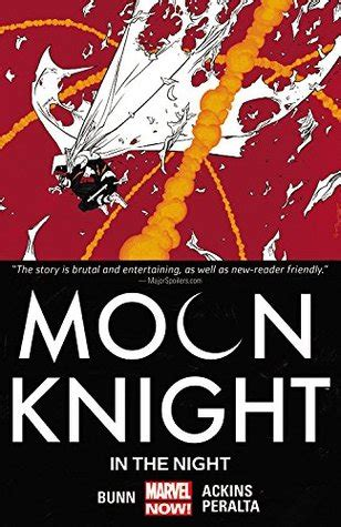 moon knight volume 3 moon knight vol 3 in the night by cullen bunn reviews discussion bookclubs lists