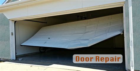 Garage Door Repair by Garage Door Track Repair Emergency Garage Door Service