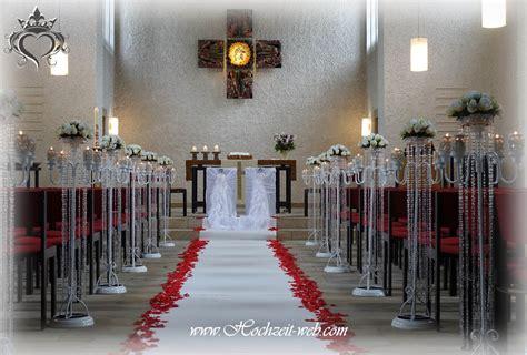 Kirchendeko Hochzeit by Kirchendekoration Und Dekoration F 252 R Trauung Im Freien