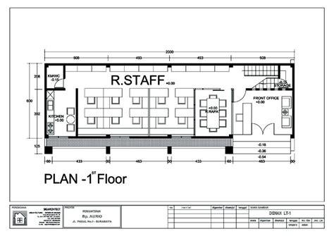 pengertian layout ruang administrasi bangunan kantor minimalis 2 lantai untuk pergudangan