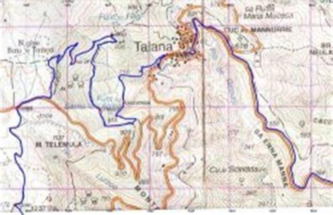 tavole igm escursionismo sulla sardegna guide e cartine per trekking