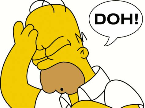doh images pin homer doh gif on
