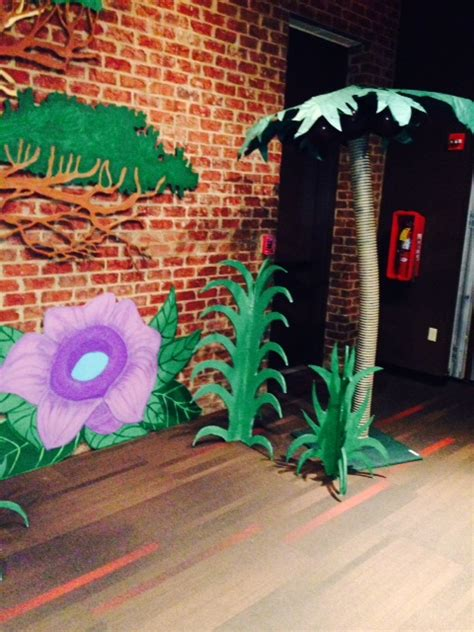 Decorating Ideas For Vbs Journey The Map Journey The Map Here We Go Vbs 2015
