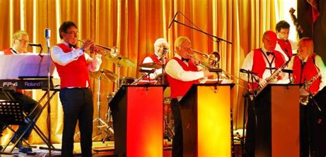 swinging little big band booking agent for the debonairs swinging little big band