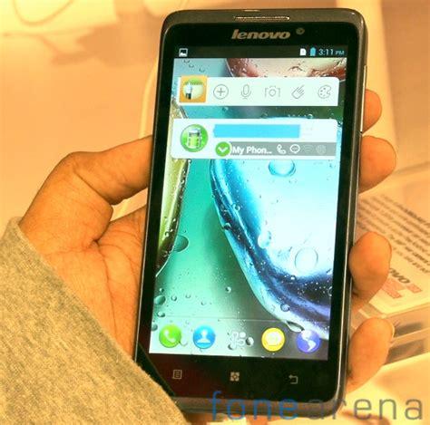 On Lenovo S890 lenovo ideaphone s890 on