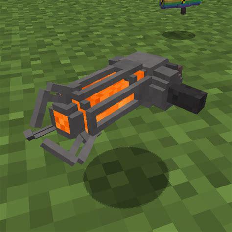 mods in minecraft guns gravity gun armor tools and weapons minecraft mods