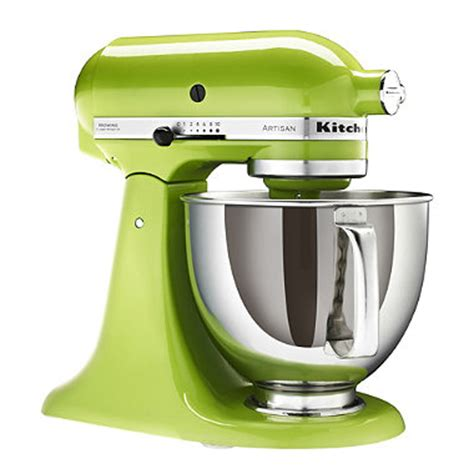 Kitchenaid Food Processor Green Green Kitchenaid 174 Artisan 174 Stand Mixer With Free Gift In