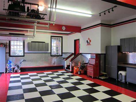 Interior garage design photos