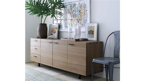 what is a sideboard aspen sideboard crate and barrel