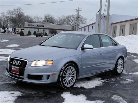 Audi S4 Years by 2006 Audi S4 25th Anniversary Quattro German Cars For