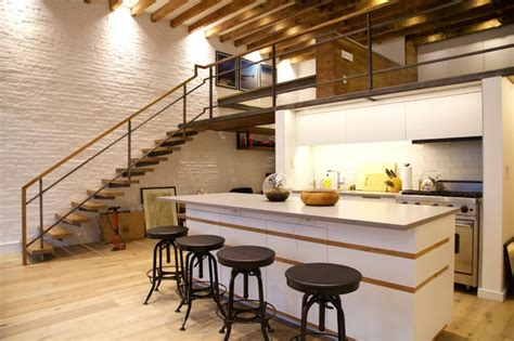 design ideas for loft kitchen renovation good questions soho loft renovation industrial kitchen new york