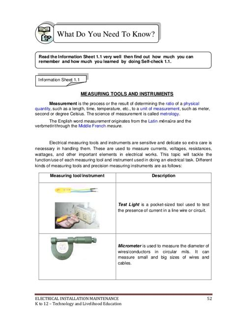 list different types of wiring accessories used in electrical wiring k to 12 electrical learning module