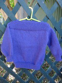 free 8 ply knitting patterns for children simple childs 8 ply jumper with dropped shoulders