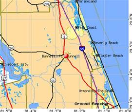 bunnell florida map bunnell florida fl profile population maps real