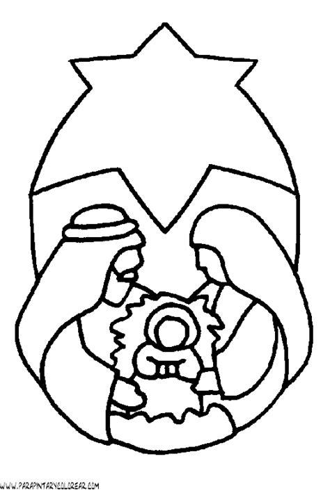 imagenes en blanco y negro del nacimiento de jesus dibujo de nacimiento de jesus nazaret 017