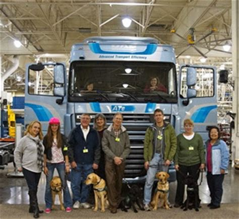 kenworth renton no bones about it guide dogs for the blind s paws