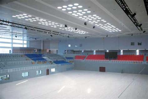 iluminacion gimnasio benquin net