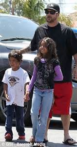 Kevin Spends B Day With Sons Shar Jackson by Kevin Federline Reveals