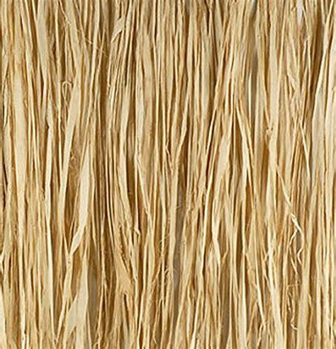 100 tropical islander raffia grass table skirt
